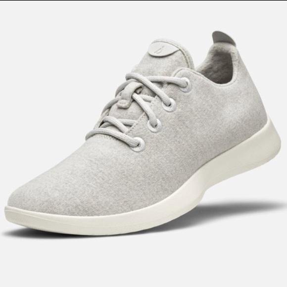 Light Gray Womens Allbirds Sneakers